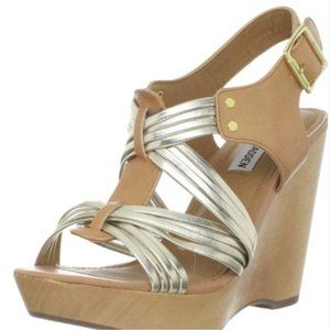 STEVE MADDEN TAMPAA' STRAPPY HIGH WE…